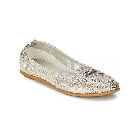 Regard SANOU women's Loafers / Casual Shoes in Beige
