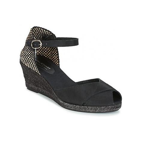 Elizabeth Stuart TRENTO women's Espadrilles / Casual Shoes in Black