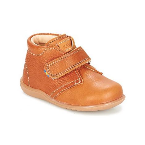 Kavat HAMMAR girls's Children's Mid Boots in Brown