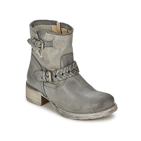 Café Noir Boogry women's Mid Boots in Grey