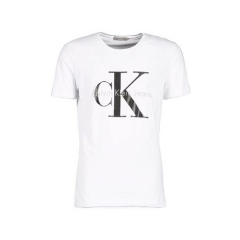 Calvin Klein Jeans TRUE ICON men's T shirt in White