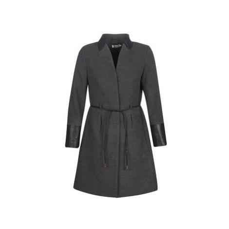 Molly Bracken SEREN women's Coat in Grey