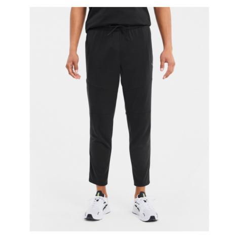 Puma Train Tapered Knit Sweatpants Black