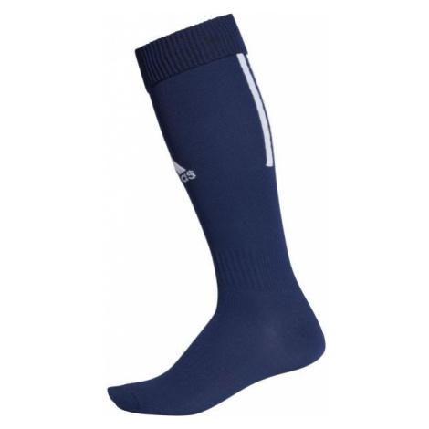 adidas SANTOS SOCK 18 dark blue - Football socks