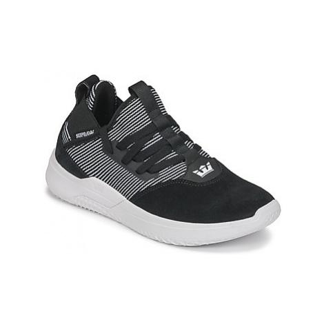 Supra TITANIUM men's Shoes (Trainers) in Black