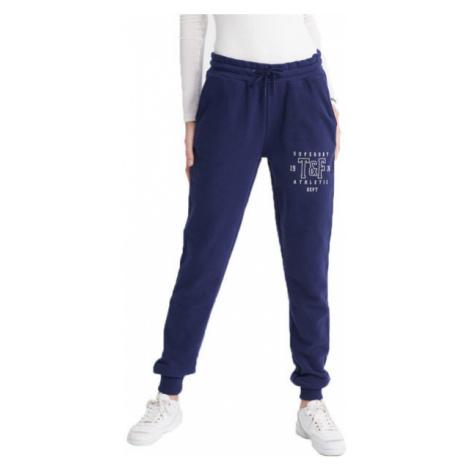 Superdry TRACK & FIELD JOGGER dark blue - Women's sweatpants