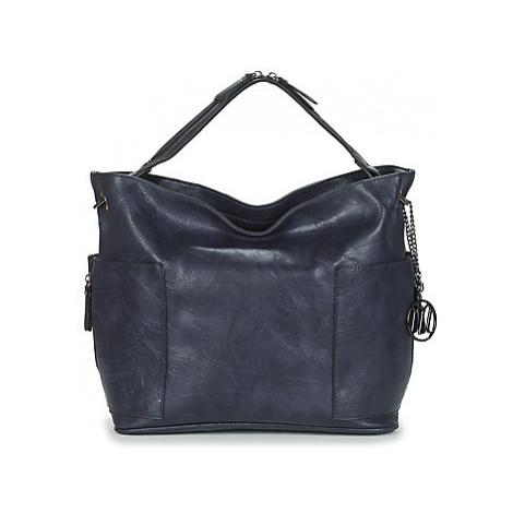Moony Mood ELSA women's Shoulder Bag in Blue