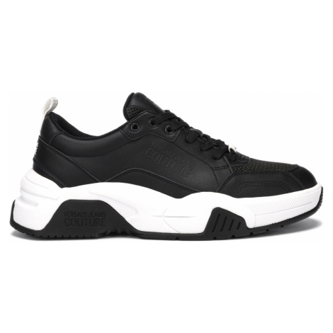 Versace Jeans Couture Sneakers Black White