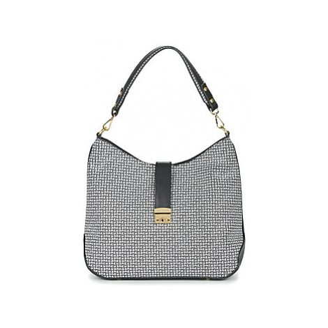 Ted Lapidus FIDELIO V women's Shoulder Bag in Grey