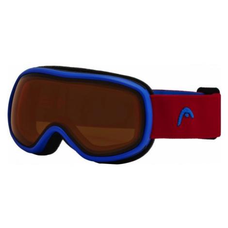 Head NINJA red - Children's downhill ski goggles
