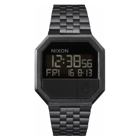 watch Nixon Re-Run - All Gunmetal