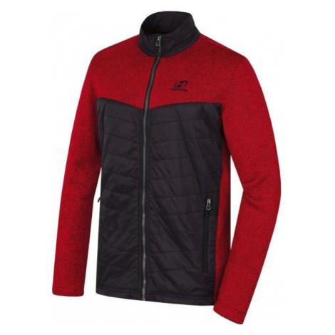 Hannah LUMIERE red - Men's functional sweatshirt