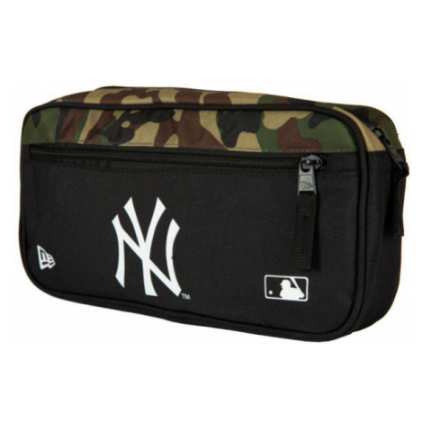 New Era MLB CROSS BODY NEW YORK YANKEES black - Men's waist bag