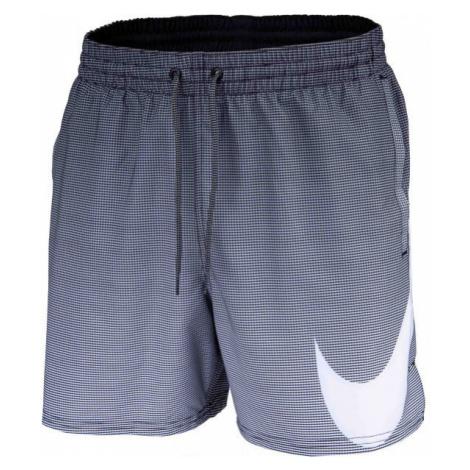 Nike COLOR FADE VITAL black - Men's swim shorts