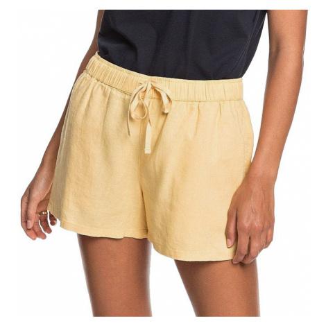 shorts Roxy Love Square - YGD0/Sahara Sun - women´s