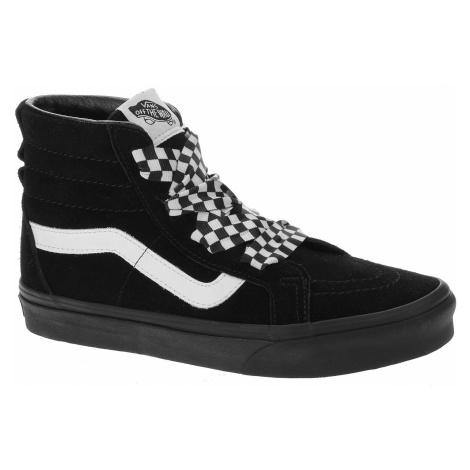 shoes Vans Sk8-Hi Alt Lace - Check Wrap/Black/Black