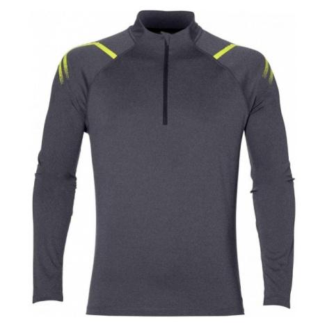 Asics ICON LS 1/2 ZIP M - Men's sports T-shirt