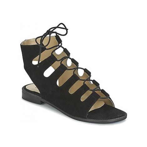 Betty London EBITUNE women's Sandals in Black