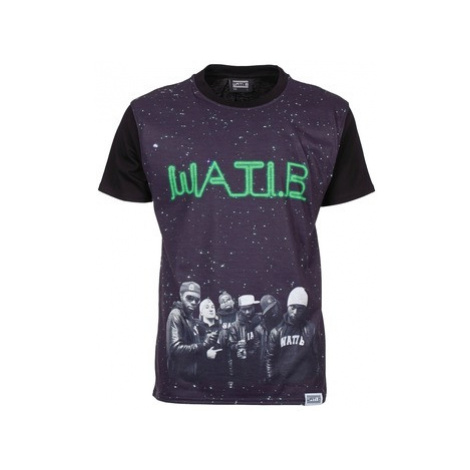 Wati B STARS men's T shirt in Black