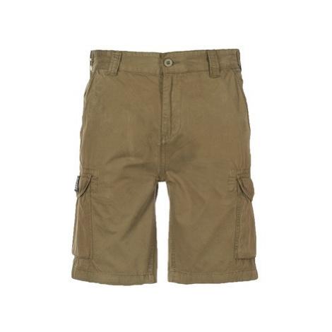 Schott TROLIMPO30 men's Shorts in Kaki Schott NYC