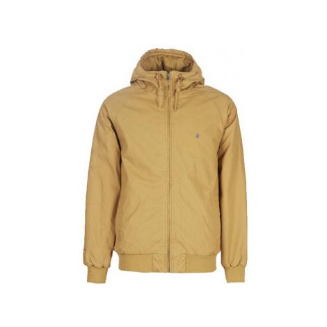 Volcom HERNAN COASTER 5K men's Jacket in Brown