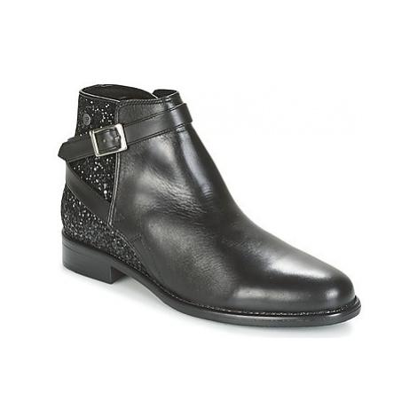Betty London NORMANDIA women's Mid Boots in Black