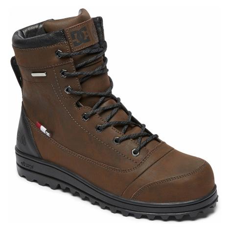 shoes DC Travis - XKCK/Black/Brown/Black - men´s