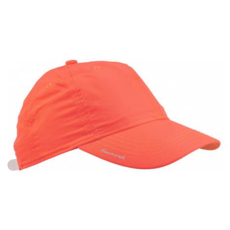 Finmark FNKC974 orange - Kids' baseball cap