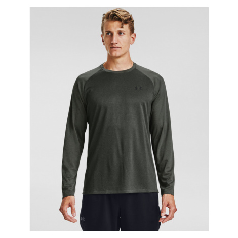 Under Armour Textured Long T-shirt Grey