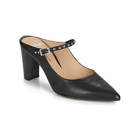 Perlato MALDINI women's Sandals in Black