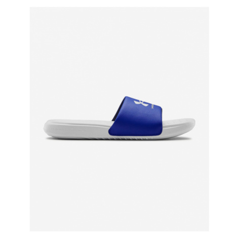 Under Armour Ansa Fixed Slippers Blue