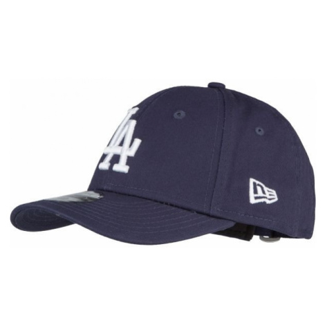 New Era KIDS LEAGUE ESSENTIAL TD 9FORTY LOS ANGELES DODGERS dark blue - Kids' baseball cap