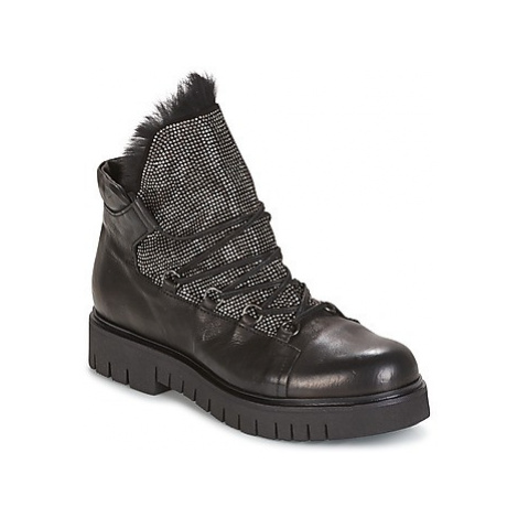 Now BIANCO women's Mid Boots in Black