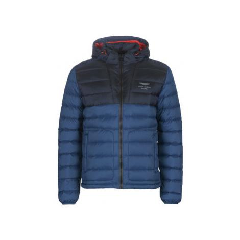 Hackett HM402342-583 men's Jacket in Blue