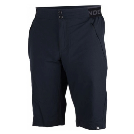 Northfinder GRIFFIN black - Men's shorts