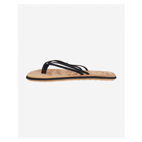 O'Neill Ditsy Flip-flops Black Brown