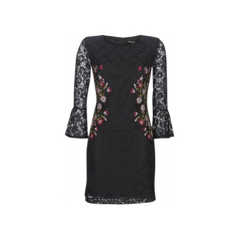 Desigual BERGEN women's Dress in Black