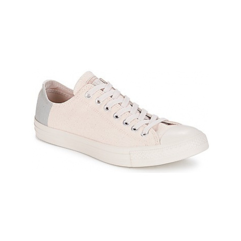 Converse Chuck Taylor All Star-Ox men's Shoes (Trainers) in Beige