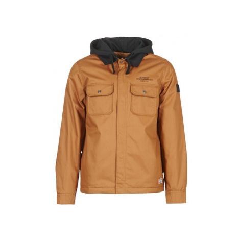 Element WADE men's Jacket in Brown