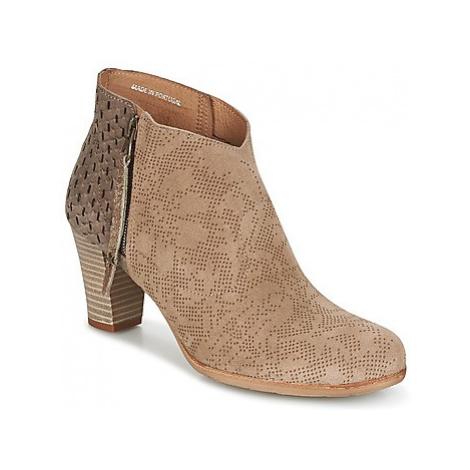Felmini BANDOLERO women's Mid Boots in Brown