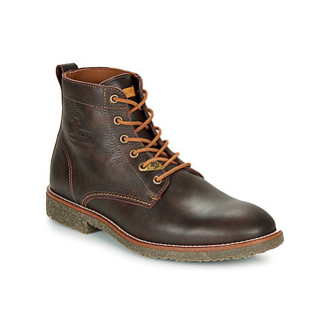Panama Jack GLASGOW men's Mid Boots in Brown