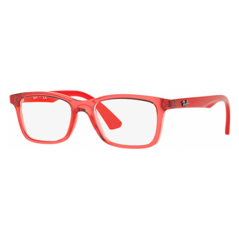 Ray-Ban Rb1562 Unisex Optical Lenses: Multicolor, Frame: Red - RB1562 3687 48-16