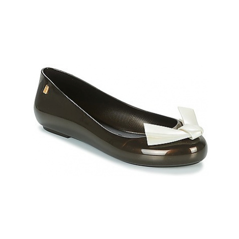Melissa SPACE LOVE V women's Shoes (Pumps / Ballerinas) in Brown