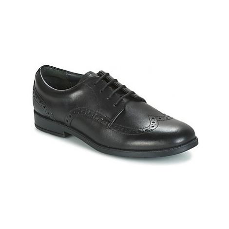 Start Rite BROGUE PRI girls's Children's Smart / Formal Shoes in Black