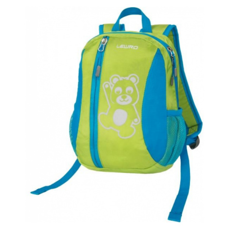 Lewro CHILL 7 green - Children's backpack