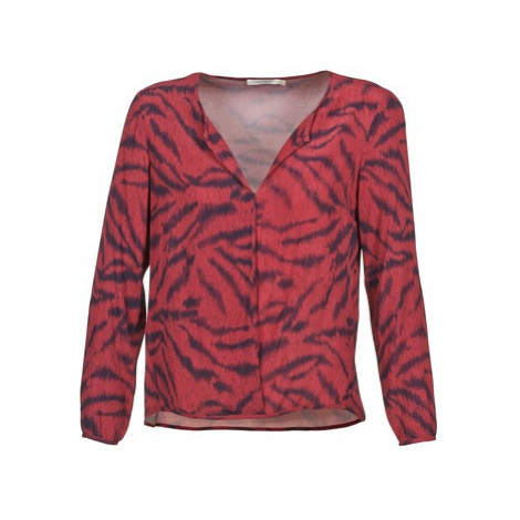 See U Soon CABRAI women's Blouse in Red