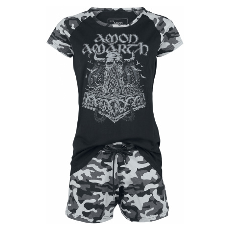 Amon Amarth - EMP Signature Collection - Pyjamas - multicolour