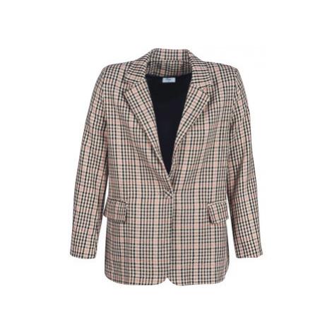 Betty London JOLIM women's Jacket in Beige