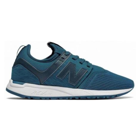 New Balance WRL247SP green - Women's fashion shoes