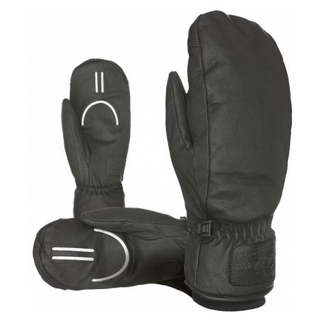 glove Level Empire Mitt - Black/White - men´s